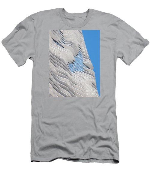 Balconies Men's T-Shirt (Athletic Fit)