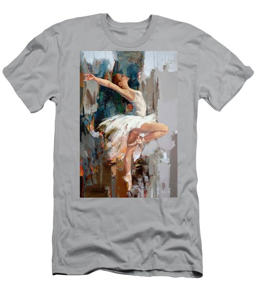 Ballerina 22 Men's T-Shirt (Athletic Fit)