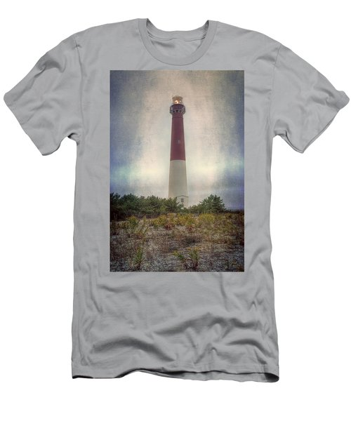 Barnegat Lighthouse Dawn Men's T-Shirt (Athletic Fit)