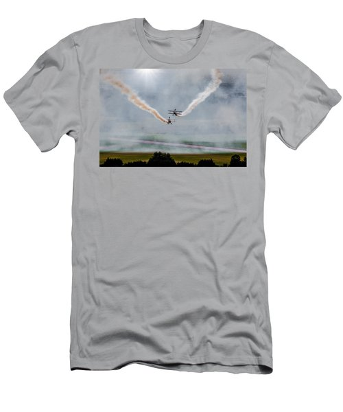 Barnstormer Late Afternoon Smoking Session Men's T-Shirt (Athletic Fit)