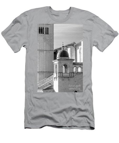 Basilica Details Men's T-Shirt (Athletic Fit)