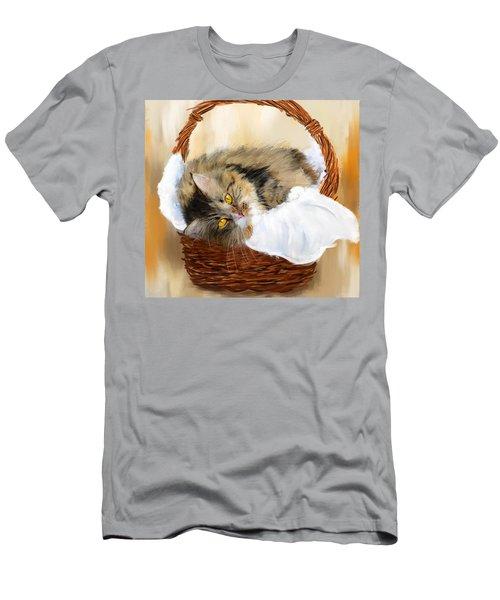 Basket Case Men's T-Shirt (Athletic Fit)