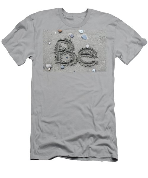 Be Men's T-Shirt (Athletic Fit)