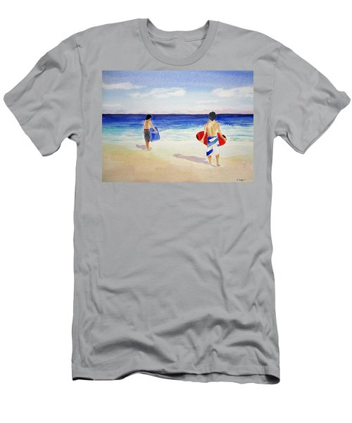 Beach Boys Australia Men's T-Shirt (Athletic Fit)