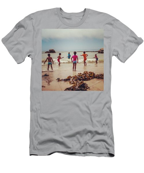 Beach Life Men's T-Shirt (Athletic Fit)