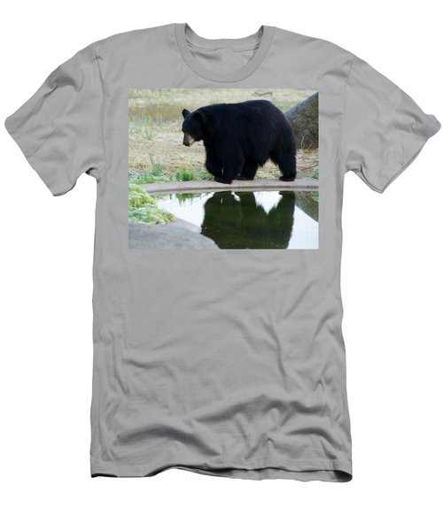 Bear 2 Men's T-Shirt (Athletic Fit)