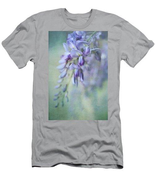Beautiful Blue Men's T-Shirt (Athletic Fit)