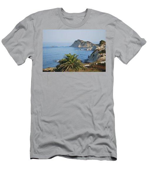 Beautiful Erikousa 1 Men's T-Shirt (Athletic Fit)