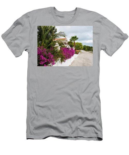 Beautiful Walk Men's T-Shirt (Athletic Fit)