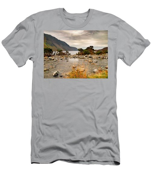 Beautiful Wastwater Men's T-Shirt (Athletic Fit)