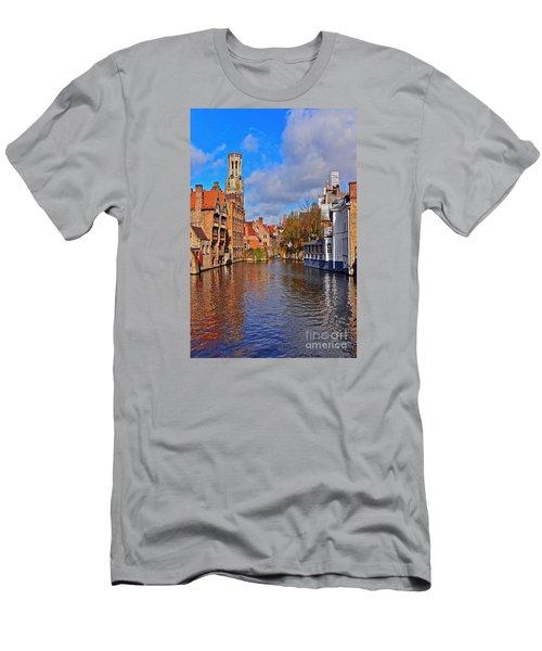 Beauty Of Belgium Men's T-Shirt (Athletic Fit)