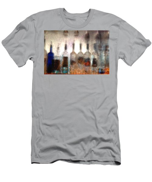 Behind The Bar Men's T-Shirt (Athletic Fit)