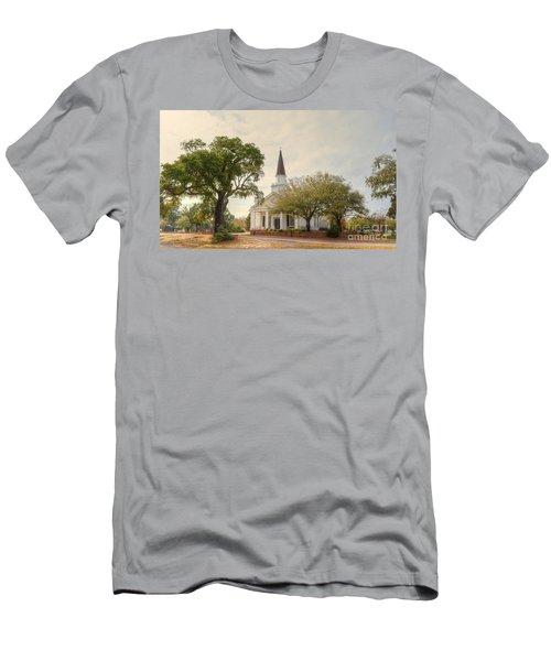 Belin Memorial United Methodist Church Men's T-Shirt (Athletic Fit)