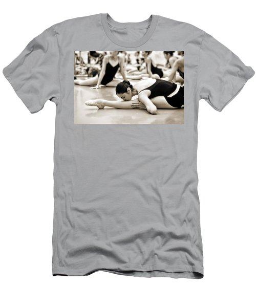 Belle Ballerina Men's T-Shirt (Athletic Fit)