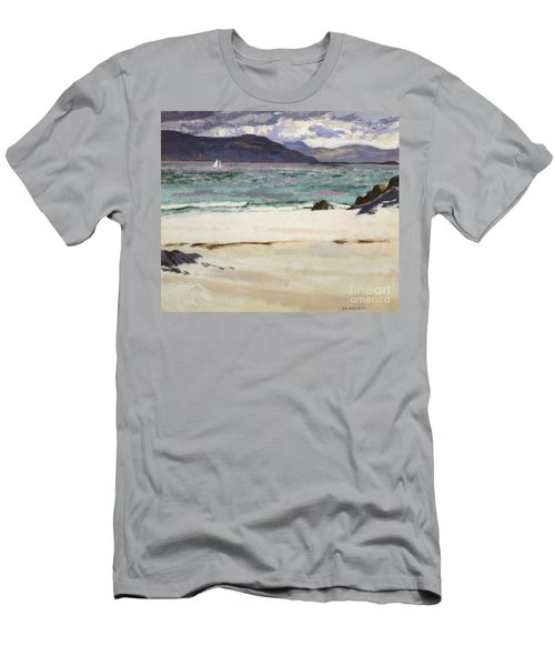 Ben Bhuie From The North End   Iona Men's T-Shirt (Athletic Fit)