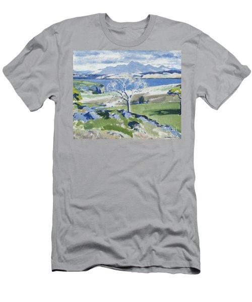 Ben Cruachan From Achnacraig Men's T-Shirt (Athletic Fit)