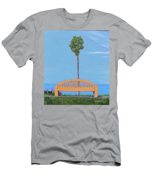 Best Seat In San Clemente Men's T-Shirt (Athletic Fit)