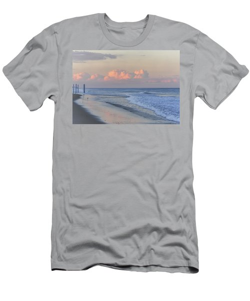 Better Days Ahead Seaside Heights Nj Men's T-Shirt (Athletic Fit)