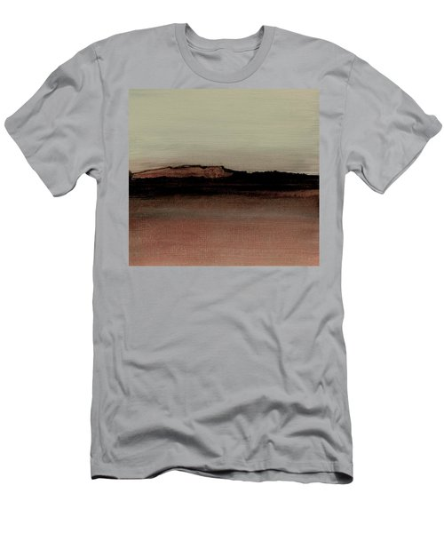 Between The Woods And Frozen Lake  Number 1133-10 Men's T-Shirt (Athletic Fit)