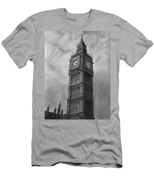 Big Ben London Men's T-Shirt (Athletic Fit)