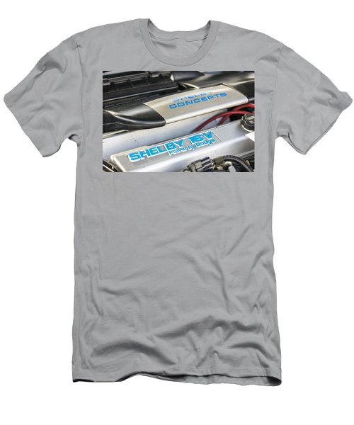 Birthday Car - Engine Bay Men's T-Shirt (Athletic Fit)
