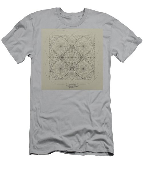 Blackhole Men's T-Shirt (Athletic Fit)