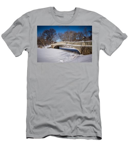 Men's T-Shirt (Athletic Fit) featuring the photograph Blanket by Johnny Lam