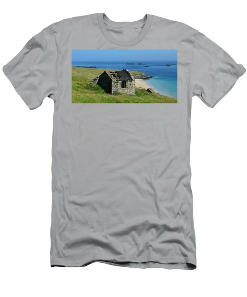 Blasket Island Men's T-Shirt (Athletic Fit)