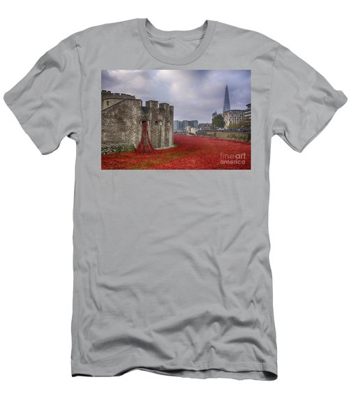 Blood Swept Lands Men's T-Shirt (Athletic Fit)