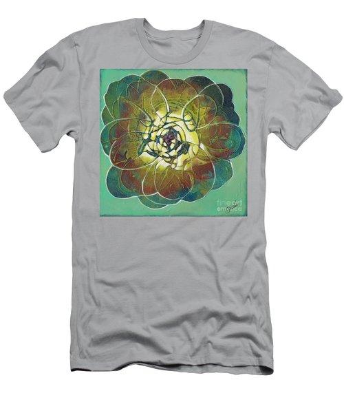 Bloom IIi Men's T-Shirt (Athletic Fit)