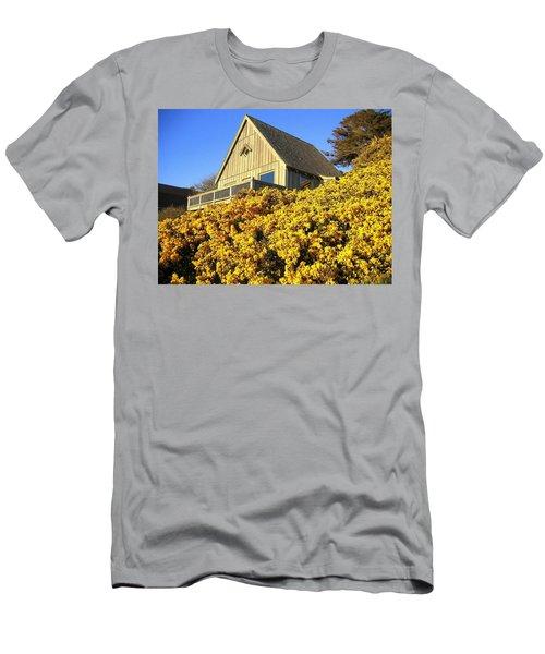 Blooming Bandon Broom Men's T-Shirt (Athletic Fit)