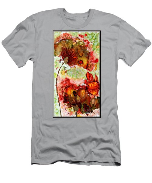 Blooming Impressions.. Men's T-Shirt (Athletic Fit)