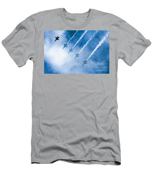 Blue Angels Men's T-Shirt (Athletic Fit)