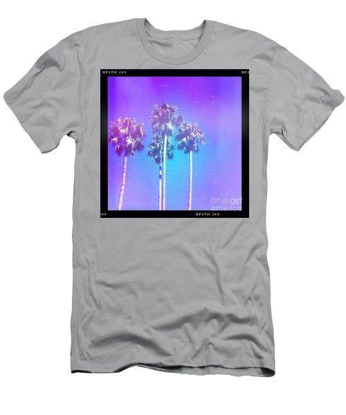Blue Palms Men's T-Shirt (Athletic Fit)