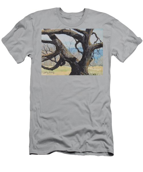 Blue Ridge Memories...sold Men's T-Shirt (Athletic Fit)