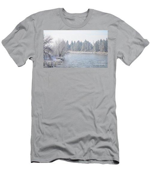 Blue Tint Men's T-Shirt (Slim Fit) by Greg Patzer