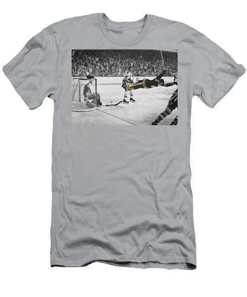 Bobby Orr 2 Men's T-Shirt (Athletic Fit)