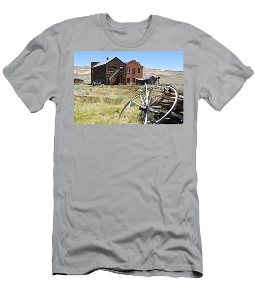 Bodie Ghost Town 3 - Old West Men's T-Shirt (Athletic Fit)