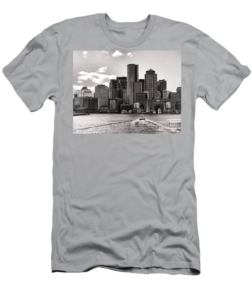 Boston Men's T-Shirt (Athletic Fit)