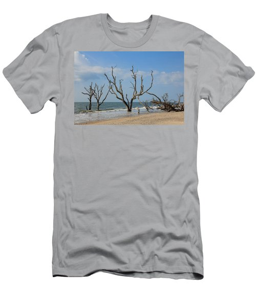 Botany Beach Men's T-Shirt (Athletic Fit)