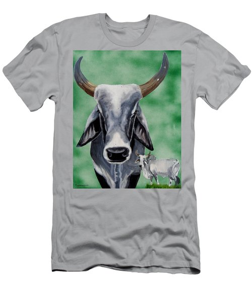 Brahma Bull Men's T-Shirt (Athletic Fit)