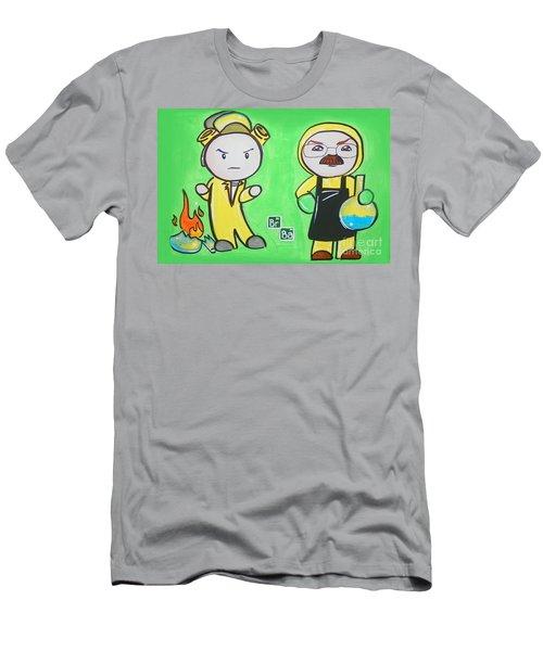 Breaking Bad Broken Men's T-Shirt (Athletic Fit)