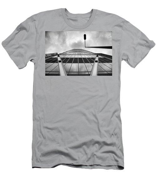 Broadgate Tower Men's T-Shirt (Athletic Fit)