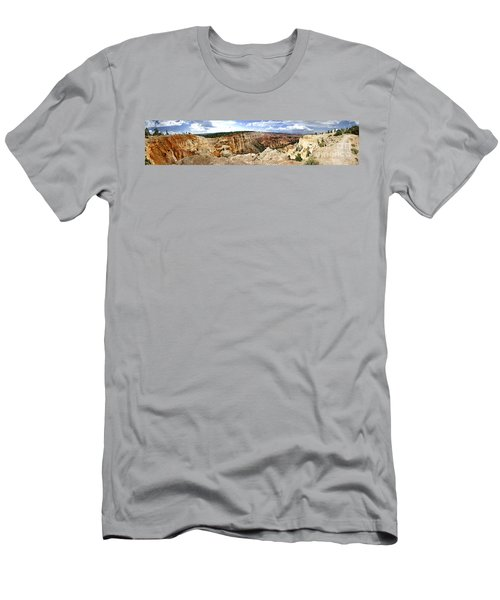Bryce Panoramic Men's T-Shirt (Athletic Fit)