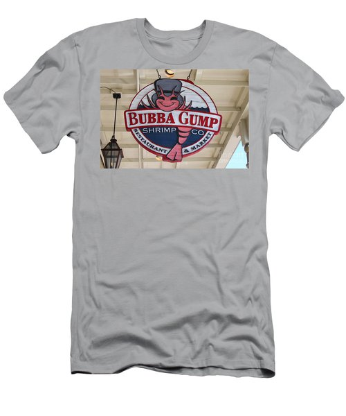 Bubba Gump Shrimp Co. Men's T-Shirt (Athletic Fit)