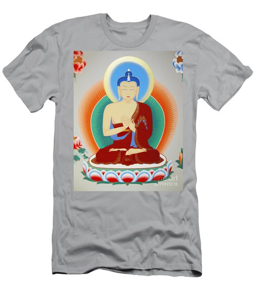 Buddha Maitreya Men's T-Shirt (Athletic Fit)