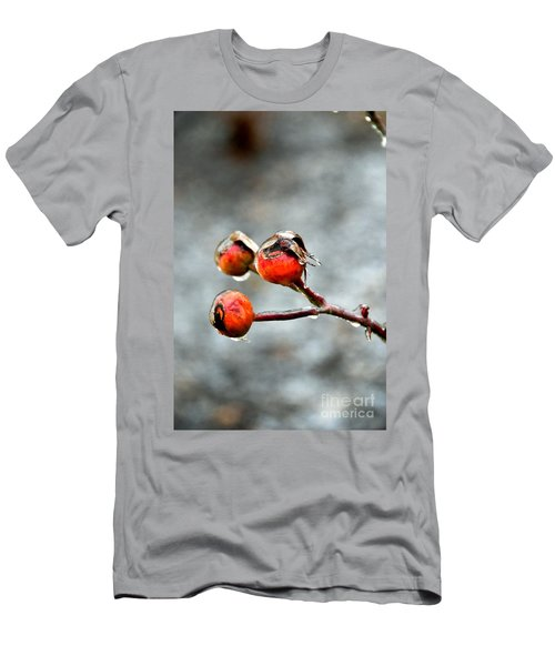 Buds On Ice Men's T-Shirt (Athletic Fit)