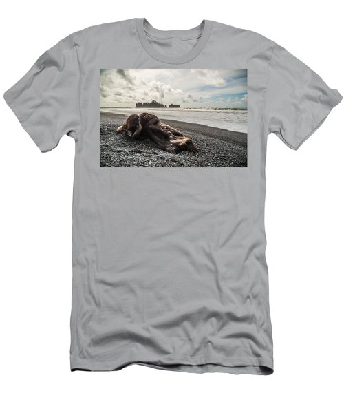 Buried Men's T-Shirt (Athletic Fit)