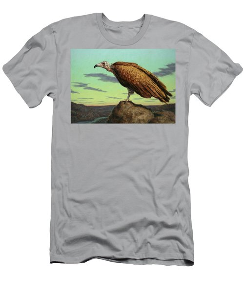 Buzzard Rock Men's T-Shirt (Slim Fit) by James W Johnson