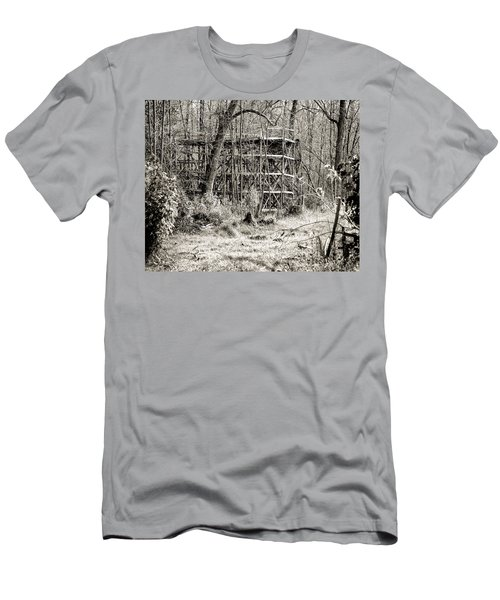 Bygone Days Men's T-Shirt (Slim Fit) by William Beuther